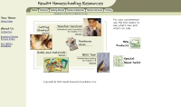 Hewitt Homeschooling Resources  Home Page