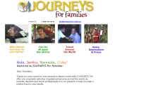 Journeys For Families Home Page