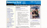 Practical Homeschooling Magazine Home Page