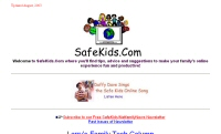 SafeKids.com Home Page